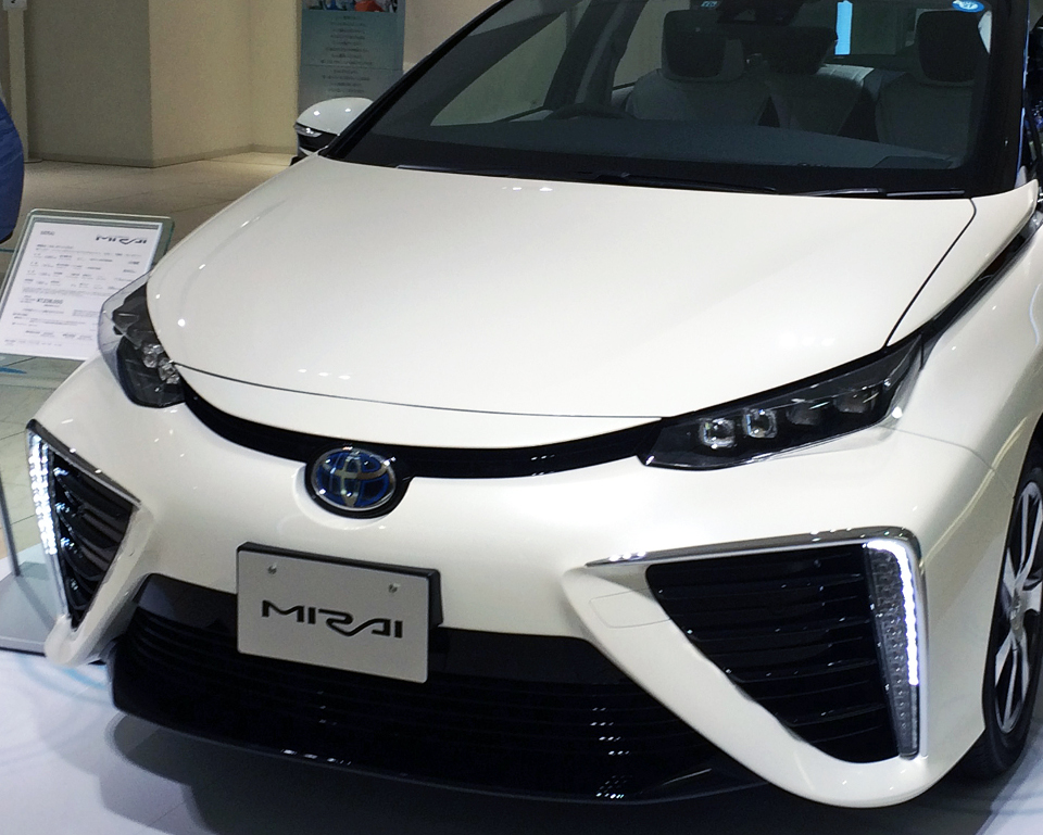 Toyota S Mirai Hydrogen Car Names For Cars