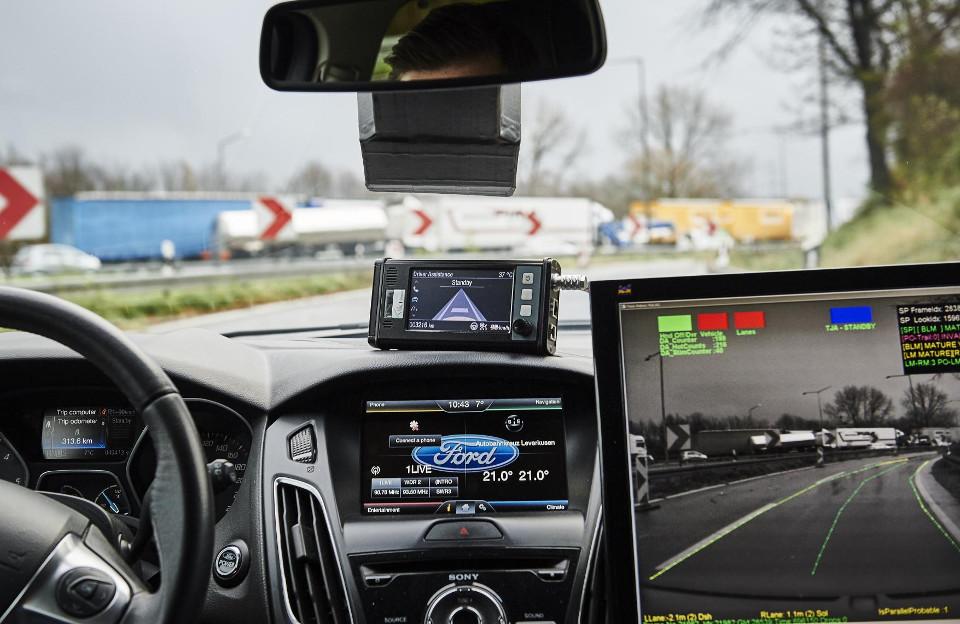 Ford Autonomous Cars